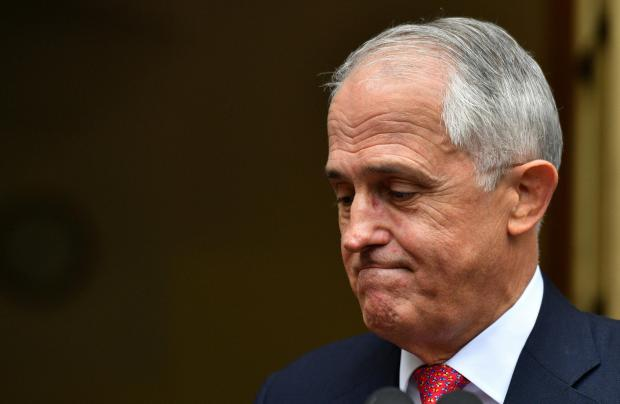 A tough month for Malcolm Turnbull. Photo: Reuters