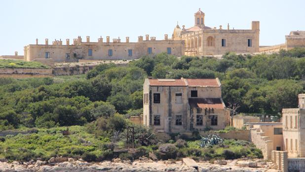 Manoel Island. Photo: Ernest Spiteri Gonzi