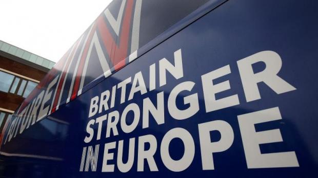 Brits go to the polls on June 23. Photo: Reuters