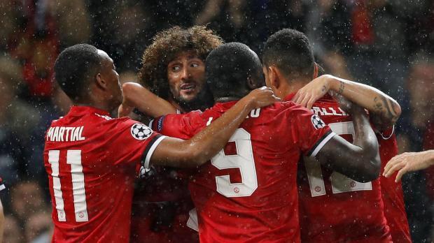 Man. United ease past BaselBasel - Henrikh Mkhitaryan - Manchester United FC - Marouane Fellaini - Old Trafford - Paul Pogba - Romelu Lukaku - Switzerland National Football Team - UEFA Champions League - UEFA Europa League