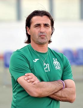 Giovanni Tedesco... rewarding season at Floriana FC.