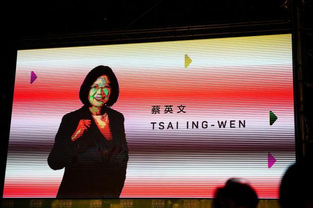 China says Taiwan separatists will 'stink for eternity'