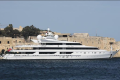 Superyacht Indian Empress sold once more to pay debts