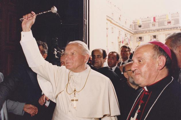 Remembering St John Paul II's 1990 visit to Malta