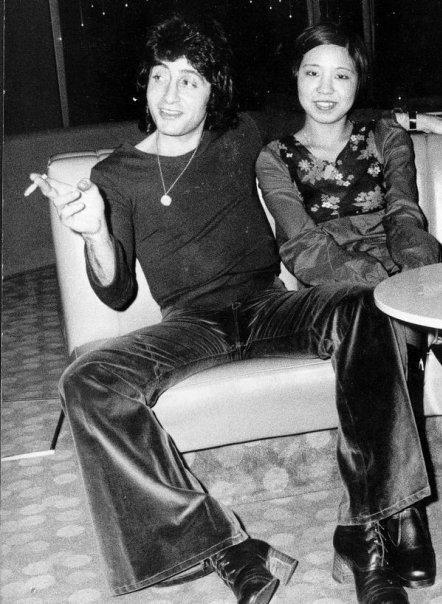 Jon Lukas in the 70's. Photo: Facebook