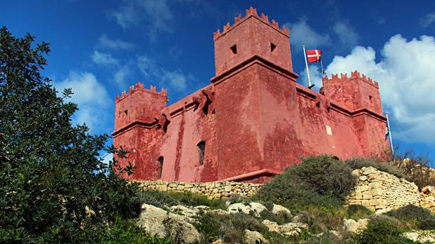 Red Tower in Mellieħa. Photo: Maria Mifsud