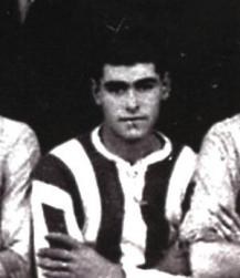Carmelo Cauchi – match-winner for Floriana in a league decider against Sliema in 1927.