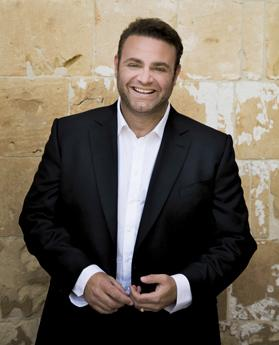Tenor Joseph Calleja, who will be performing at the Floriana Granaries on Thursday, talks candidly about immigration, hunting and his career.