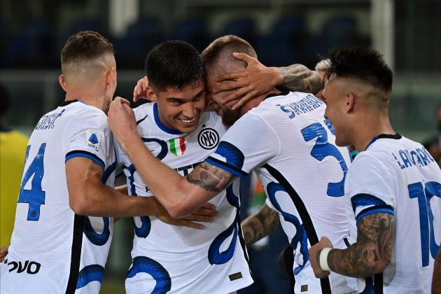 New-look Inter host Real aiming to outdo big name old boys