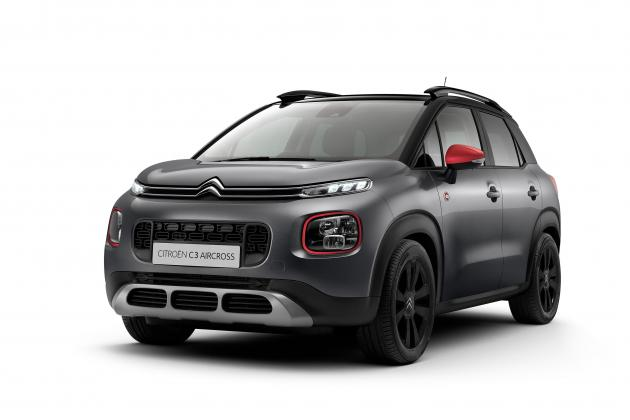 Citroen announces special edition for C3 Aircross