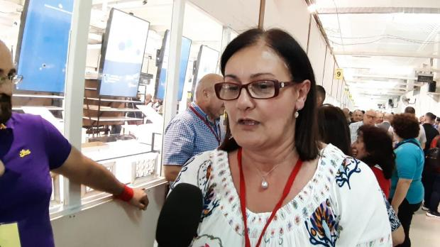 Msida mayor Margaret Baldacchino Cefai. Photo: Chris Sant Fournier
