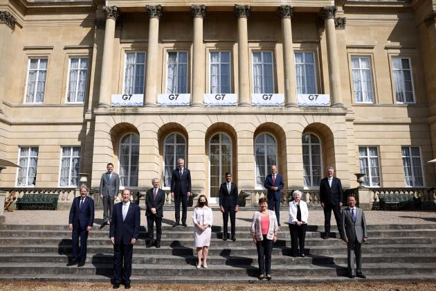 G7 nations reach 'historic' agreement over global corporate tax