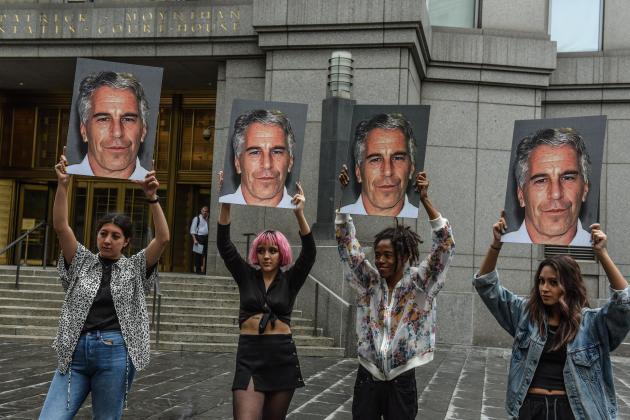 Disgraced US financier Jeffrey Epstein killed himself in prison - reports
