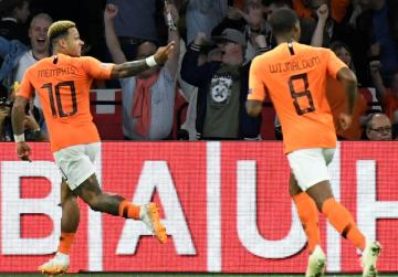 Watch: Depay shines as Netherlands thump Germany to heap pressure on Loew
