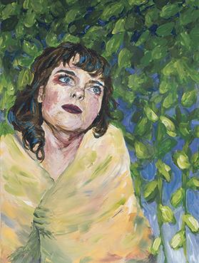 Self-portrait by Alison Cilia Werdmölder