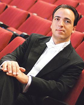 Conductor Alan Chircop
