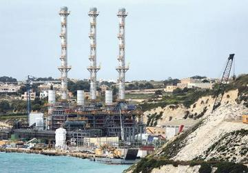 If one excludes the Electrogas plant, Enemalta currently has the capacity to produce over 640 MW of electricity for Malta's needs. Photo:DarrinZammit Lupi
