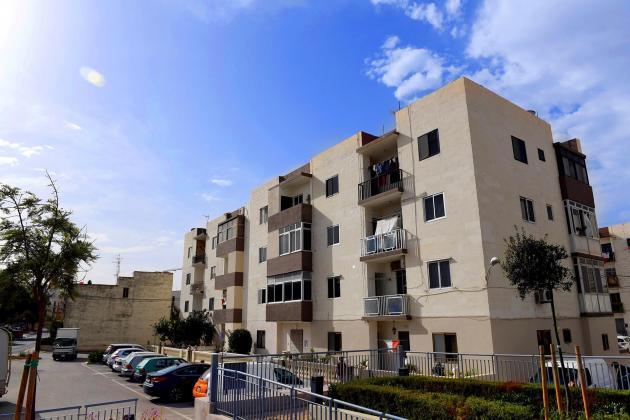 Rabat social housing estate renovated in €740,000 project
