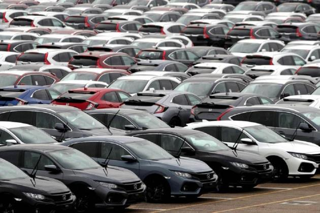 New car purchases overtake used cars for first time in years