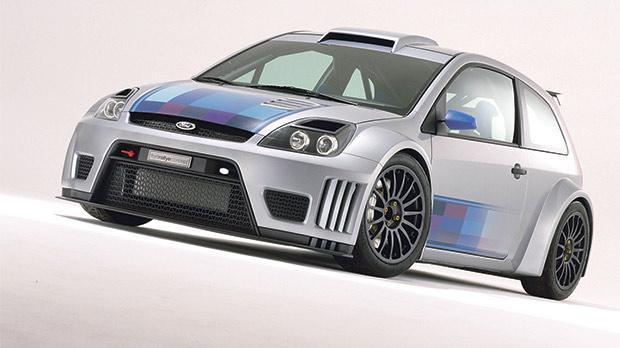 Fiesta Rallye concept