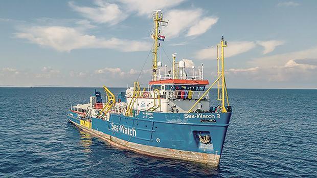 Sea-Watch 3 is still blocked in Malta.
