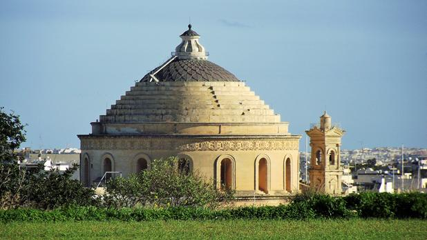 The Mosta Dome. Photo: Walter Attard