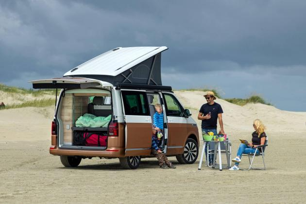 Is the Volkswagen California 6.1 Camper the best in the business?