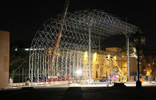 State Of The Art Stage In Floriana