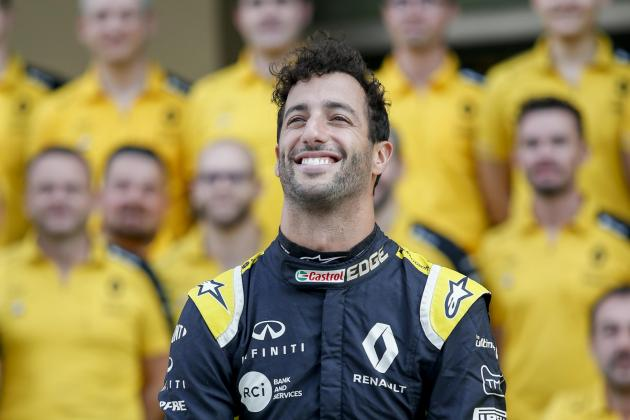 Watch: Ricciardo open to offers, but Renault remains 2020 focus