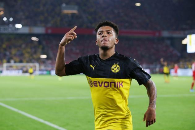 Watch: Super Sancho shines as Dortmund deny Bayern fourth straight Super Cup