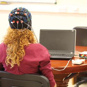 The music player developed by Maltese engineers works by reading the brain activity of a user.
