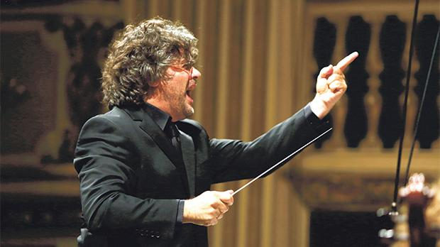 Conductor Brian Schembri is at loggerheads with the National Orchestra management over a new contract.