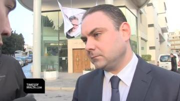 Watch: 'Come clean about Vassallo loan', Justice Minister tells PN