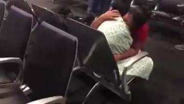Separated by Trump's border policy, mothers desperately look for their children | An emotional mother is reunited with her son. Video: Reuters