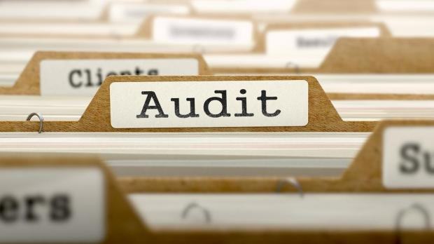 All silent on the audit front. Photo: Shutterstock