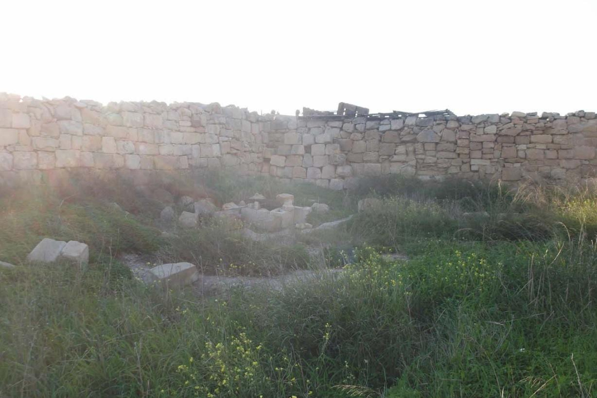 This Żabbar rubble pile was allowed to be converted into a villa under the RPDG.