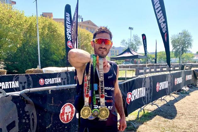 Farrugia enjoys success in Spartan Race in Misano