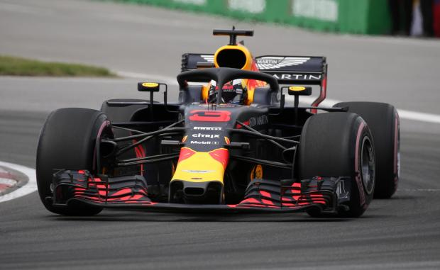 Red Bull to be powered with Honda engines next year.