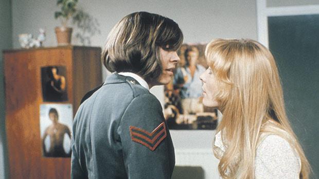 The First Lesbian Kiss On British Tv