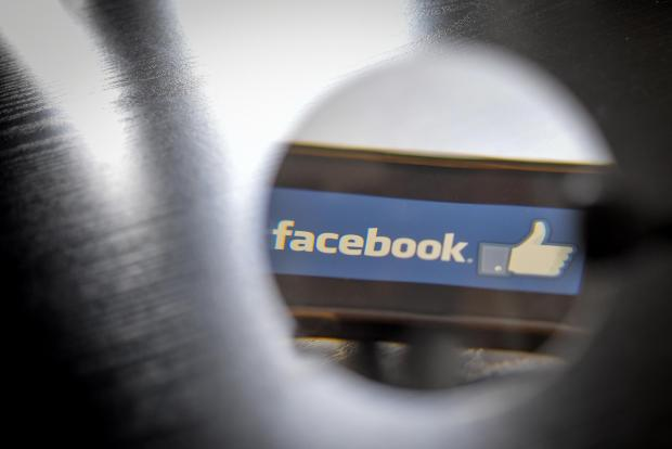 A Downdetector map late Wednesday showed Facebook service troubles persisting in parts of Australia, Asia, Europe, South America and North America.