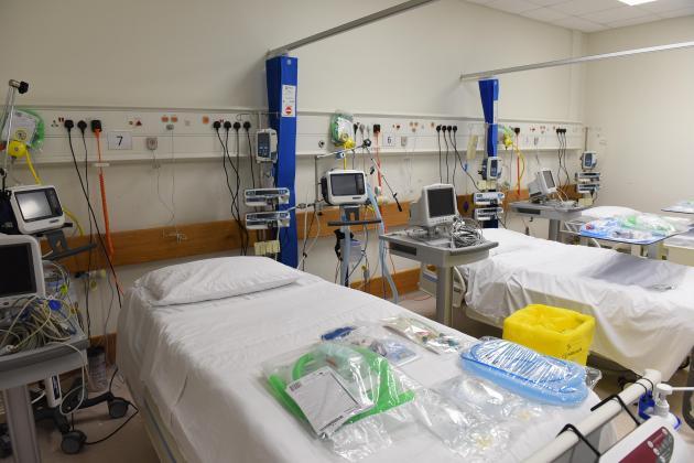 Coronavirus case total rises to 129 but elderly are 'still gathering outside'