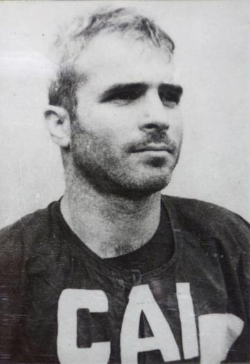 McCain in 1967. Photo: Reuters