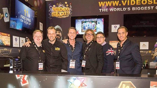 From left: Daniel Hansen, Allan Aasterud, Kenny Cederqvist, Magnus Hyltingo, Alex Stevendahl and Kim Lindsjo.