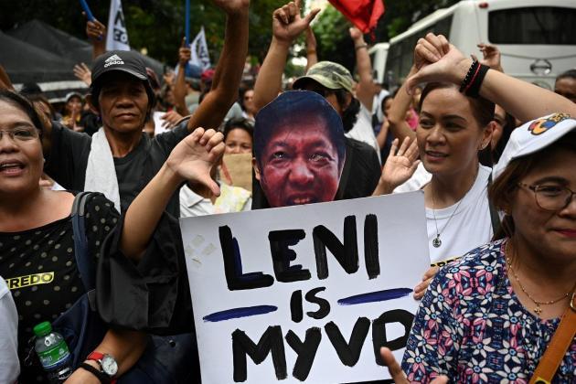 Philippine drug war critic vows end to 'senseless' killing