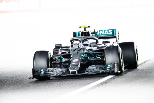 Bottas, Hamilton fastest before Japan GP hunkers down for typhoon