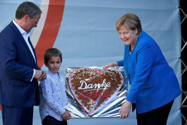 European politics after Merkel