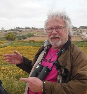 """The FKNK has been accused of 'outrageous' verbal bullying by the British ornithologist and TV presenter Bill Oddie. He didn't know """"whether to laugh or cry"""" when he saw their statement calling him a """"mental case"""" but said he wouldn't bother to sue. Photo:Mark McCormick"""