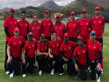 Listen: Sharma wants to build a competitive cricket national team for Malta