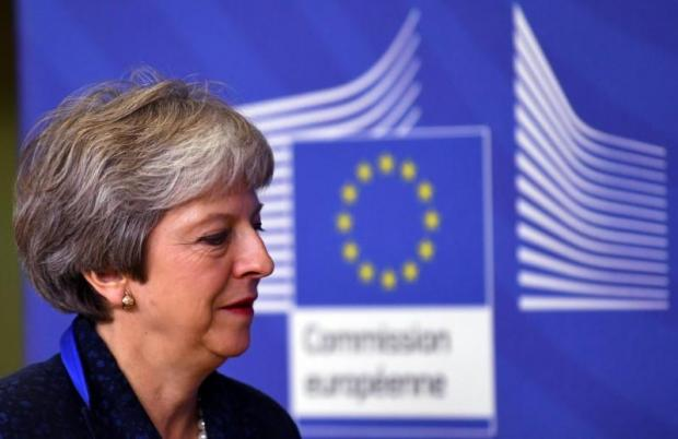 Prime Minister Theresa May has made it clear that Maltese nationals in the UK will continue to be welcome. Photo: Reuters