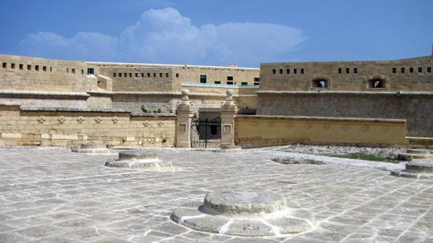 Fort St Elmo in Valletta. Photo: Joseph Farrugia